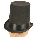 Super Deluxe Stove Pipe Adult Hat 100-179639