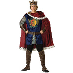Noble King Adult Costume 100-181309