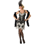 Charleston Cutie Adult Costume 100-181323