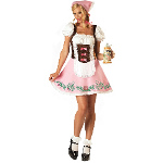 Fetching Fraulein Adult Costume 100-181386