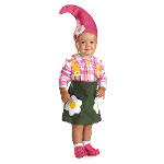 Flower Garden Gnome Infant / Toddler Costume 100-177519
