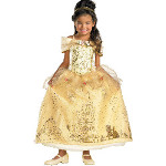 Disney Storybook Belle Prestige Toddler / Child Costume 100-178369