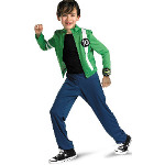 Ben 10 - Alien Force Child Costume 100-181495