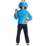 Sesame Street Cookie Monster Teen Costume 100-181539