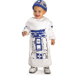 Star Wars R2D2 Toddler Costume 100-185256