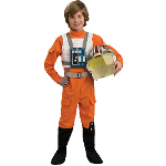 Star Wars X-Wing Fighter Pilot Child Costume 100-185275