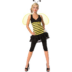 Sweet as Honey Adult Costume 100-181708
