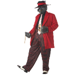 Howlin' Good Time Adult Costume 100-179026
