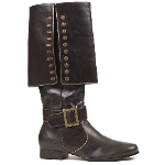 Captain (Black) Adult Boots 100-179467