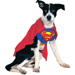Superman Dog Costume 100-100055