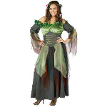 Mother Nature Adult Plus Costume 100-178897