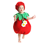 Strawberry Infant / Toddler Costume 100-185639