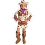 Rhinestone Cowgirl Child Costume 100-185735