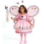 Cupcake Fairy Toddler / Child Costume 100-185781