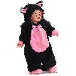 Black Kitty Infant / Toddler Costume 100-185803