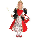 Queen of Hearts Child Costume 100-185814