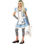 Alice Tween Costume 100-181263