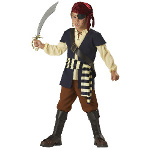 Pirate Mate Child Costume 100-181610