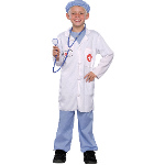 Doctor Child Costume 100-180885