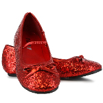 Sparkle Ballerina (Red) Child Shoes 100-185834