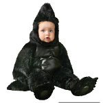 Gorilla Deluxe Toddler Costume 100-185632