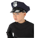 Police Chief Child Hat 100-182075