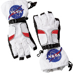 NASA Jr. Astronaut Child Gloves 100-185886