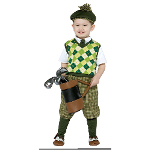 Future Golfer Child Costume 100-181056