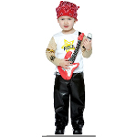Future Rockstar Toddler Costume 100-181061