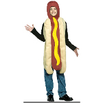 Hot Dog Teen Costume 100-181088