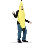 Banana Teen Costume 100-181089