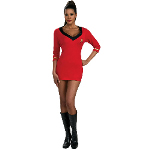 Star Trek Secret Wishes Red Dress 100-186201
