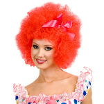 Red Clown Adult Wig 100-186212