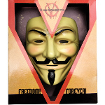 V for Vendetta Collector's Edition Mask 100-198151