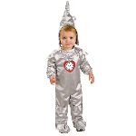 The Wizard of Oz Tinman Toddler Costume 100-186745