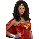 Wonder Woman Adult Wig 100-187002