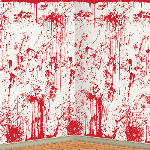 Bloody Wall Backdrop 100-189944