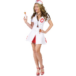 Say Ahhh! Sexy Nurse Adult Costume 100-188253