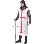 Templar Knight Adult Costume 100-188276