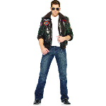 Top Gun Bomber Jacket Adult Costume (Male) 100-187727
