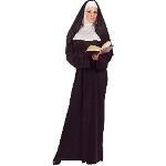 Nun Adult Costume 100-188484