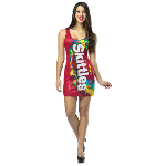 Skittles Tank Dress Adult Costume 100-188500