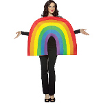Rainbow Adult Costume 100-188593