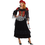 Treasure Pirate Wench Adult Costume 100-194671