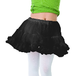 Petticoat (Black) Child 100-195575