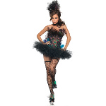 Sexy Peacock Adult Costume 100-194885