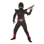 Stealth Ninja Child Costume 100-194801