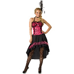 Saloon Gal Adult Costume 100-195527