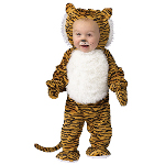 Cuddly Tiger Infant Costume 100-194989