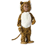 Cuddly Tiger Toddler Costume 100-194991